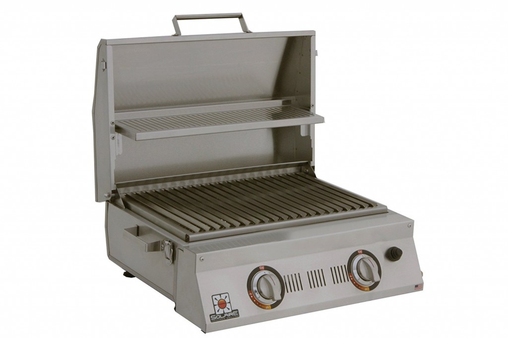 Grilling Burgers Gas Grill
