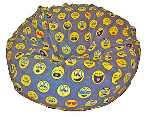 Plush Bean Bag Chair