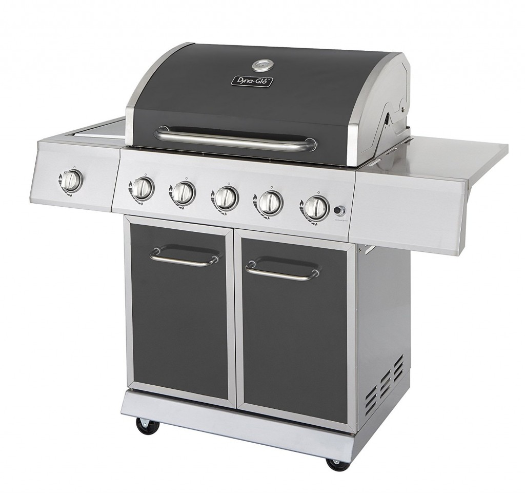 Small Portable Gas Grill