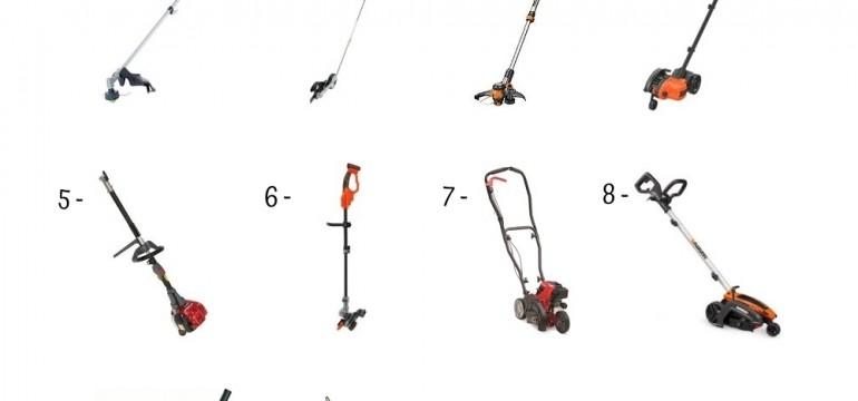 10 Best Gas Edger
