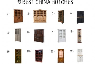 12 Best China Hutches