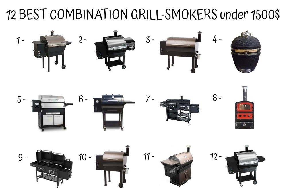 Best Smoker Reviewed Amp Compared In For 2017 Decor