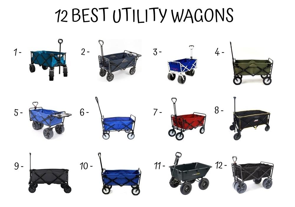 12 Best Utility Wagons