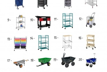 28 Best Utility Carts