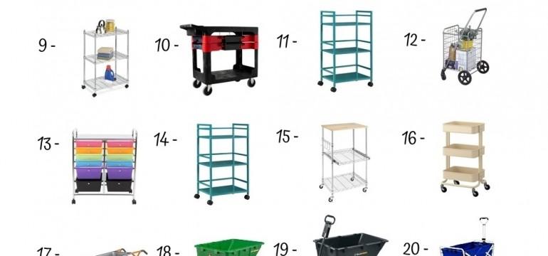 28 Best Utility Carts
