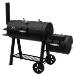 Dyna Glo Signature Series DGSS962CBO D Barrel Charcoal Grill