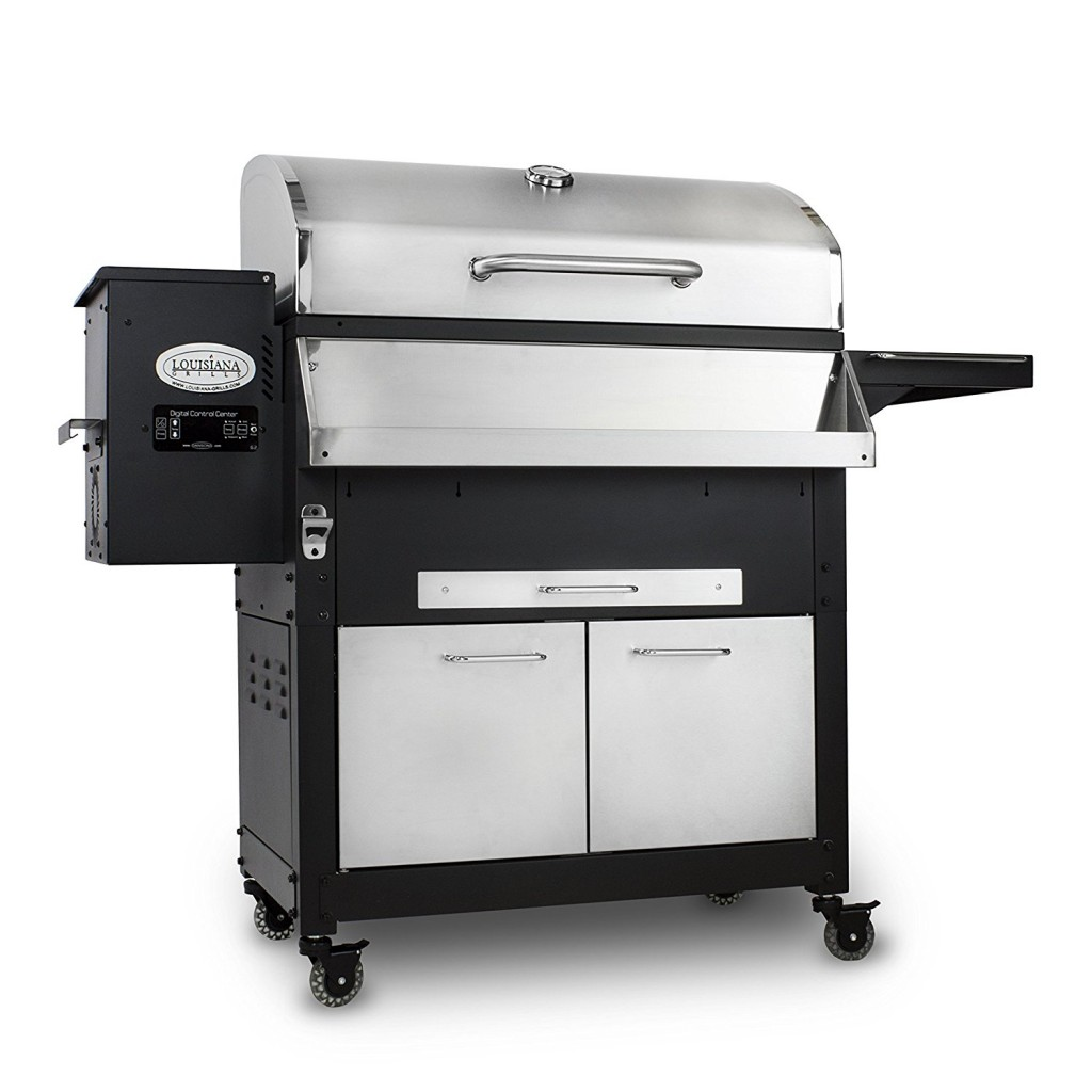 Louisiana Grills 60800 Stainless Steel Wood Pellet Grill