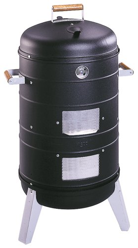 Meco 5031 Charcoal Combo Water Smoker