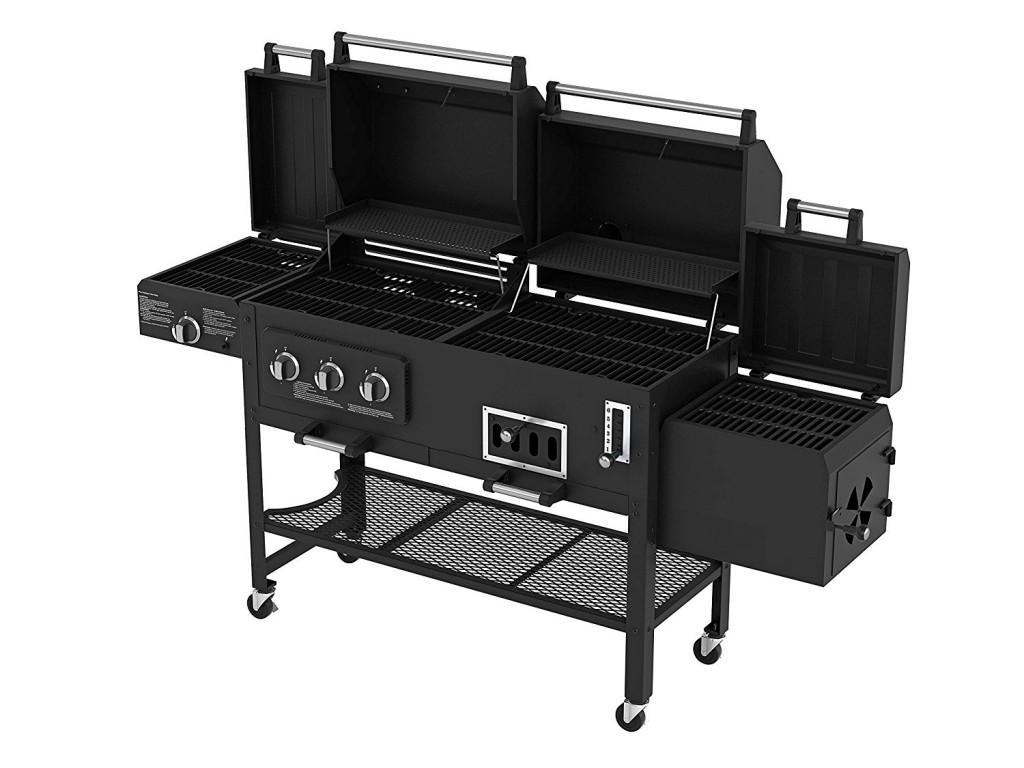 Smoke Hollow 8500 LP GasCharcoal Grill