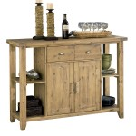 Country Hutches And Buffets