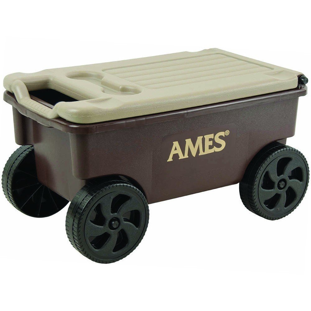 Garden Wagon With Seat