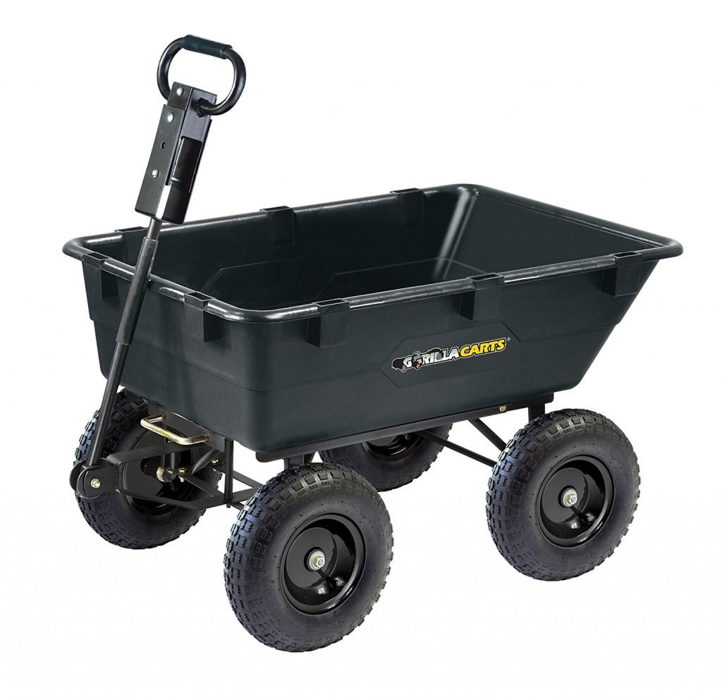 Gorilla 2 In 1 Utility Cart