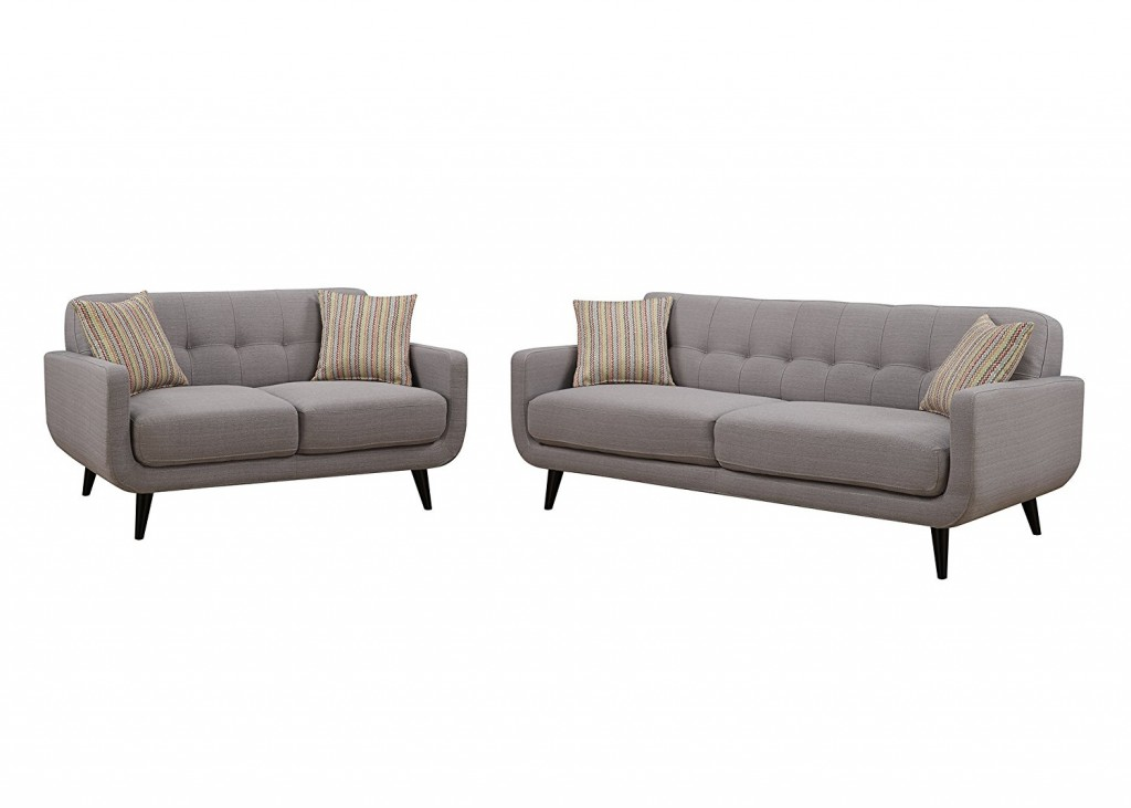 Gray Living Room Furniture Sets