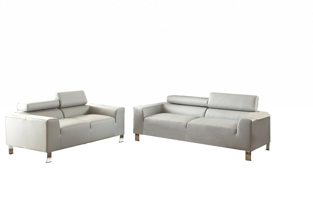 Leather Sofa Set For Living Room
