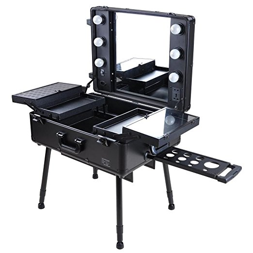 Makeup Table With Lights