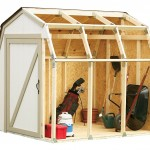 Outdoor Storage Shed Kits