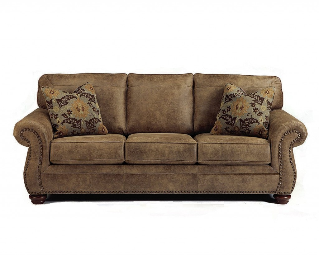 Soft Leather Couch