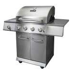 Stainless Bbq Grill