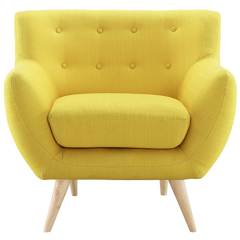 yellow living room chairs  decor ideas