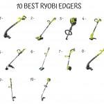 10 Best Ryobi Edger