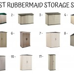 11 Best Rubbermaid Storage Sheds