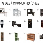 12 Best Corner Hutches