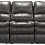 Ashley Leather Couch
