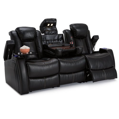 Lane Leather Couch