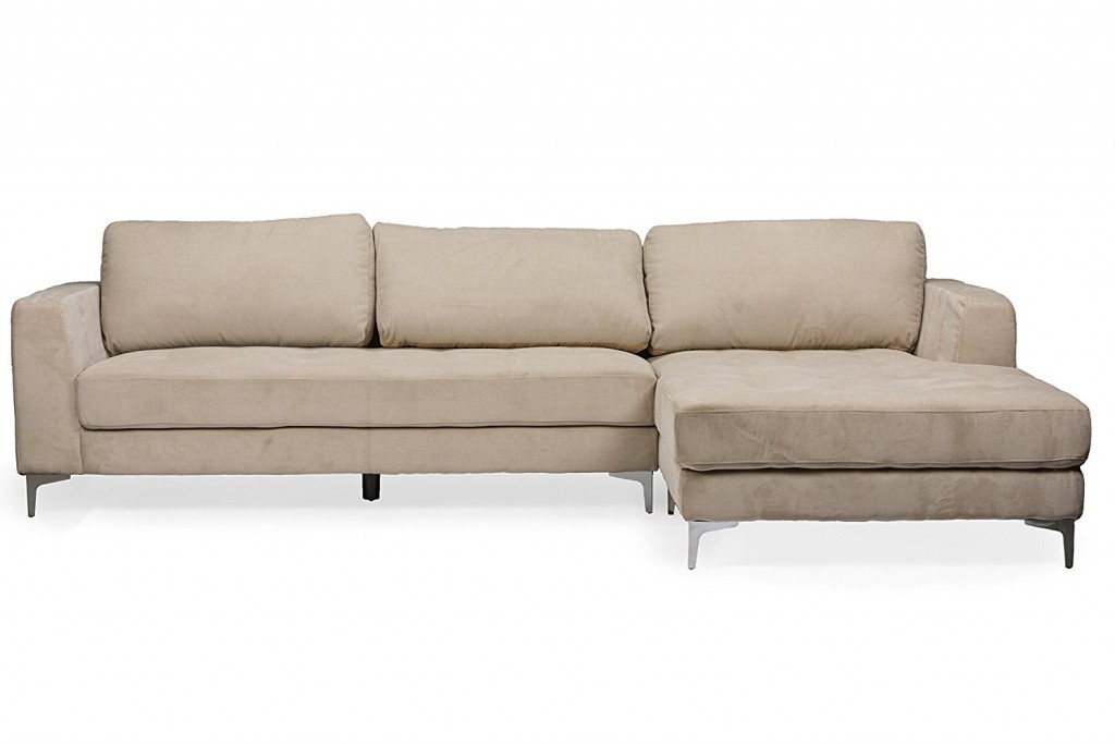 Light Leather Couch
