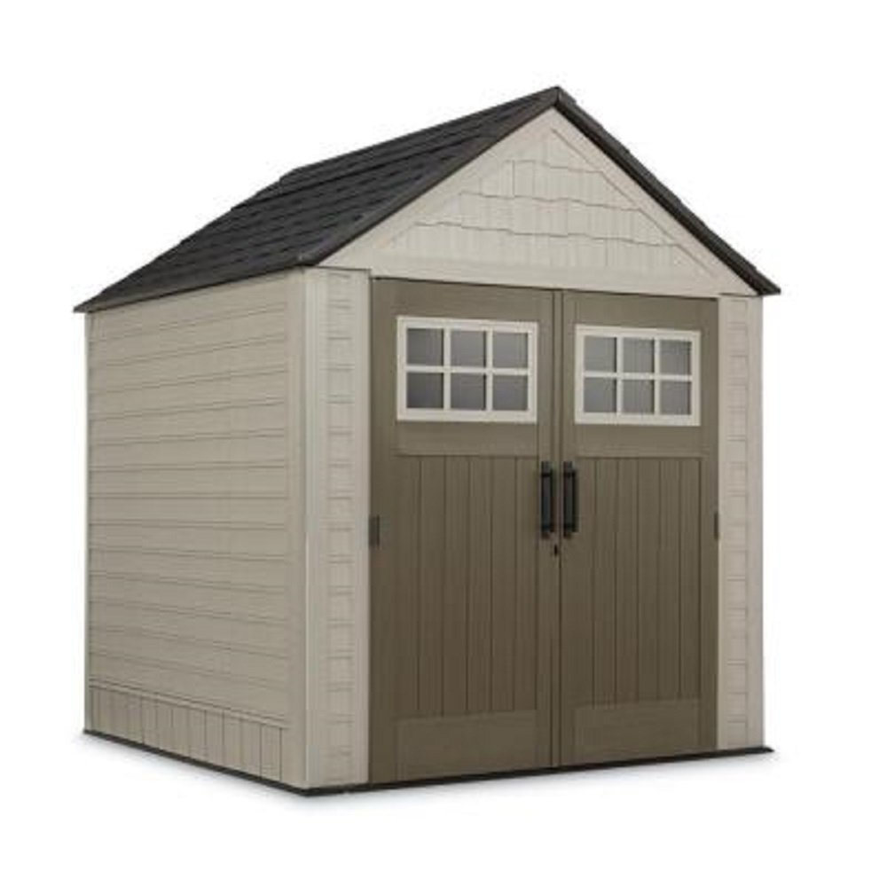 Rubbermaid Storage Shed 7x7