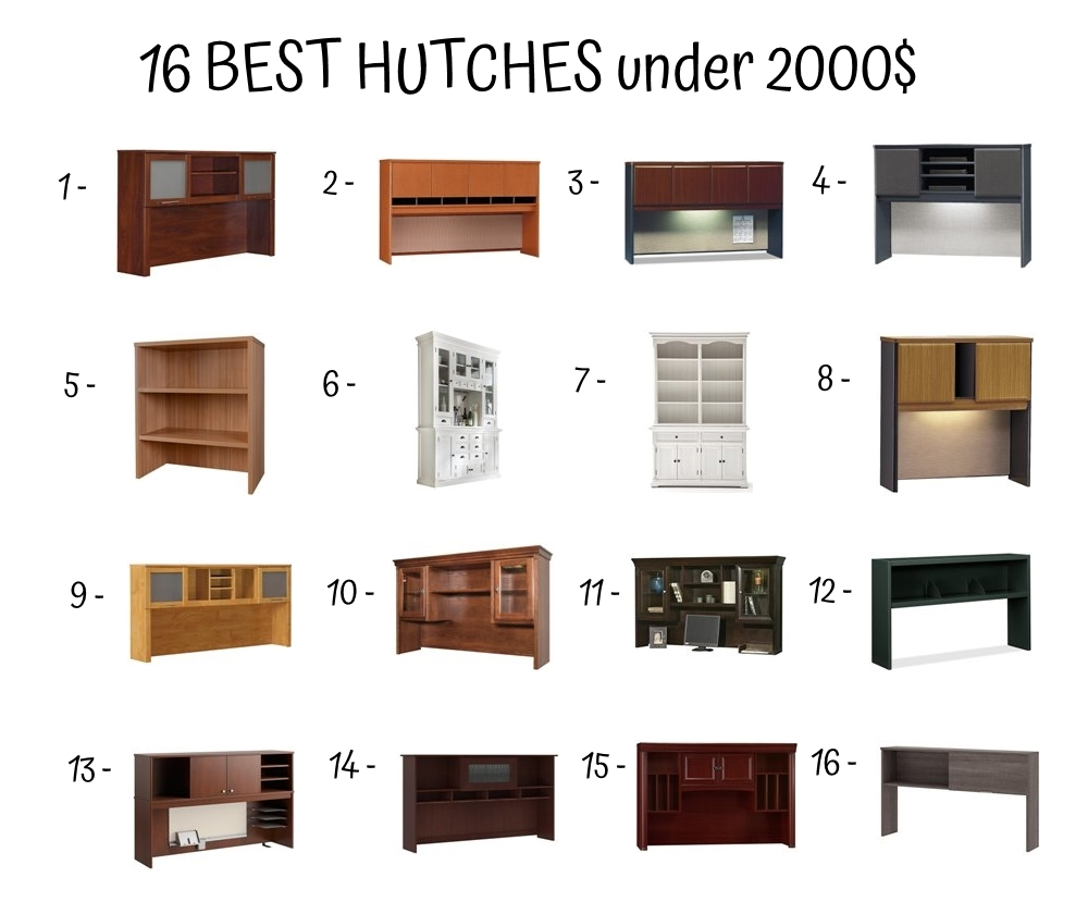 16 Best Hutches Under 2000$