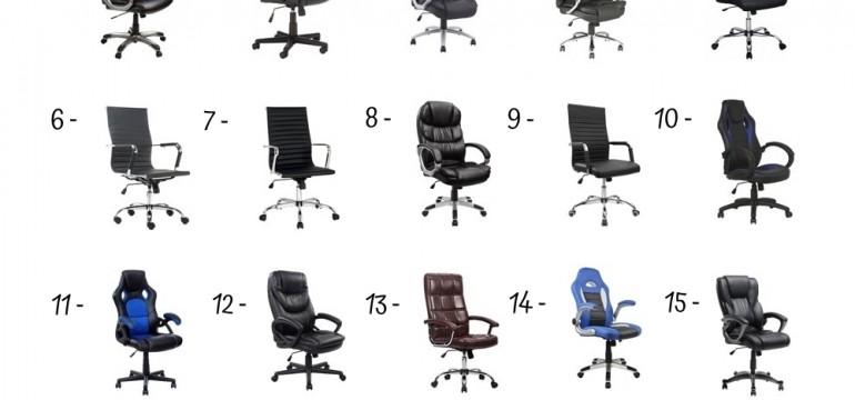 20 Best Executive Chair Under 100$