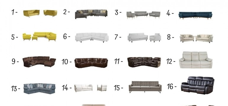 20 Best Living Room Sets Under 2500$