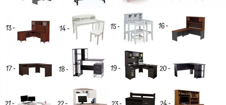 36 Best Desks With Hutches