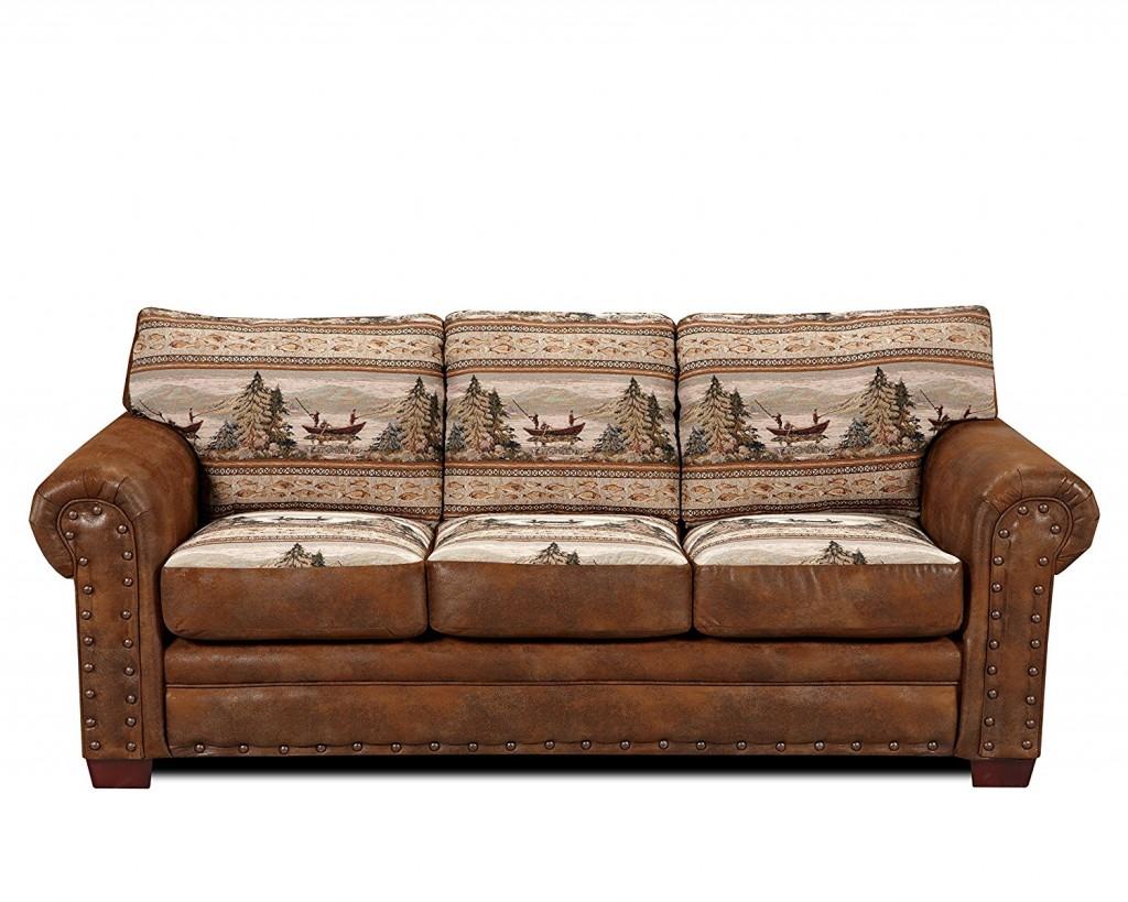 American Furniture Classics 4 Piece Alpine Lodge Sofa