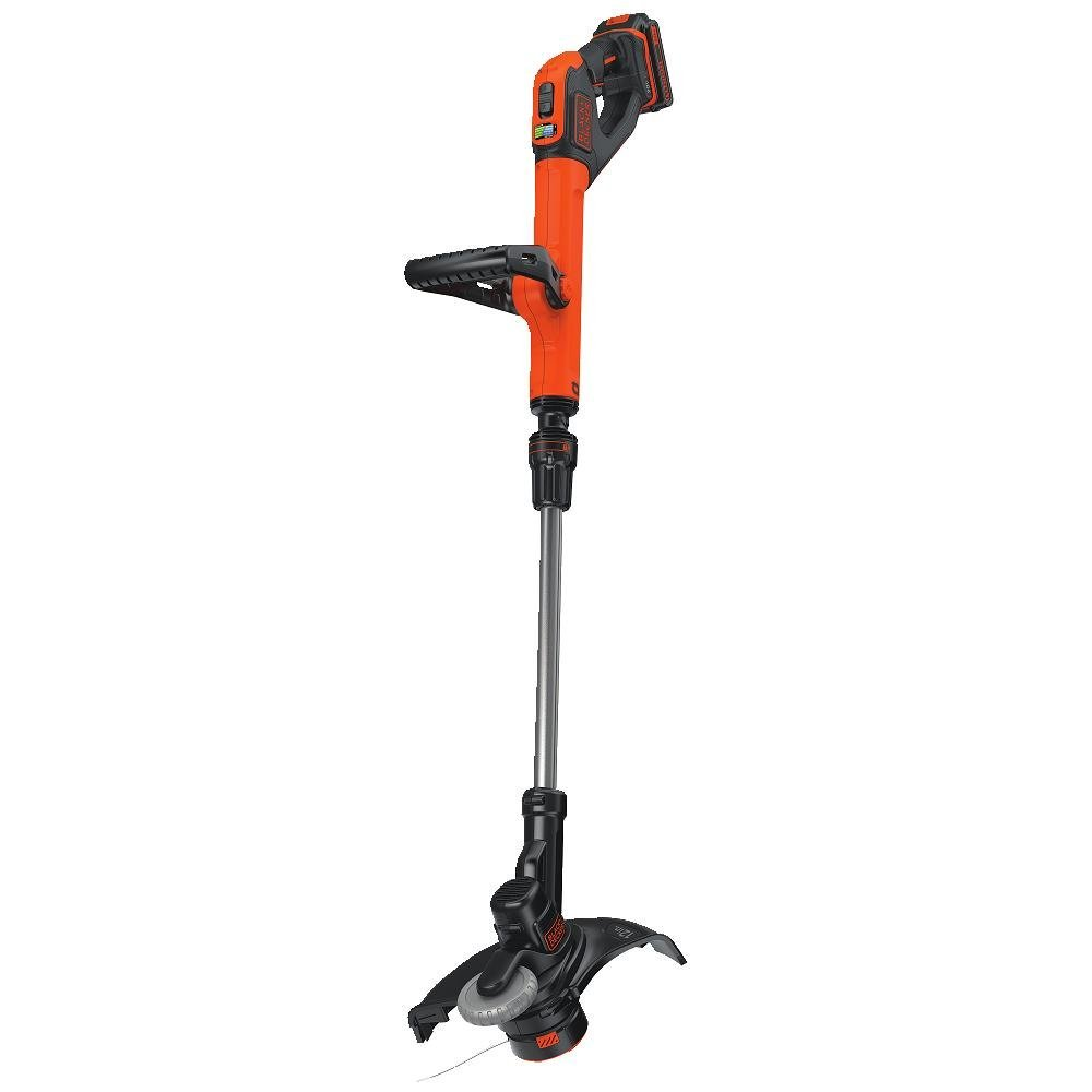 BLACK+DECKER LST522 20V MAX Lithium 2 Speed String Trimmer Edger