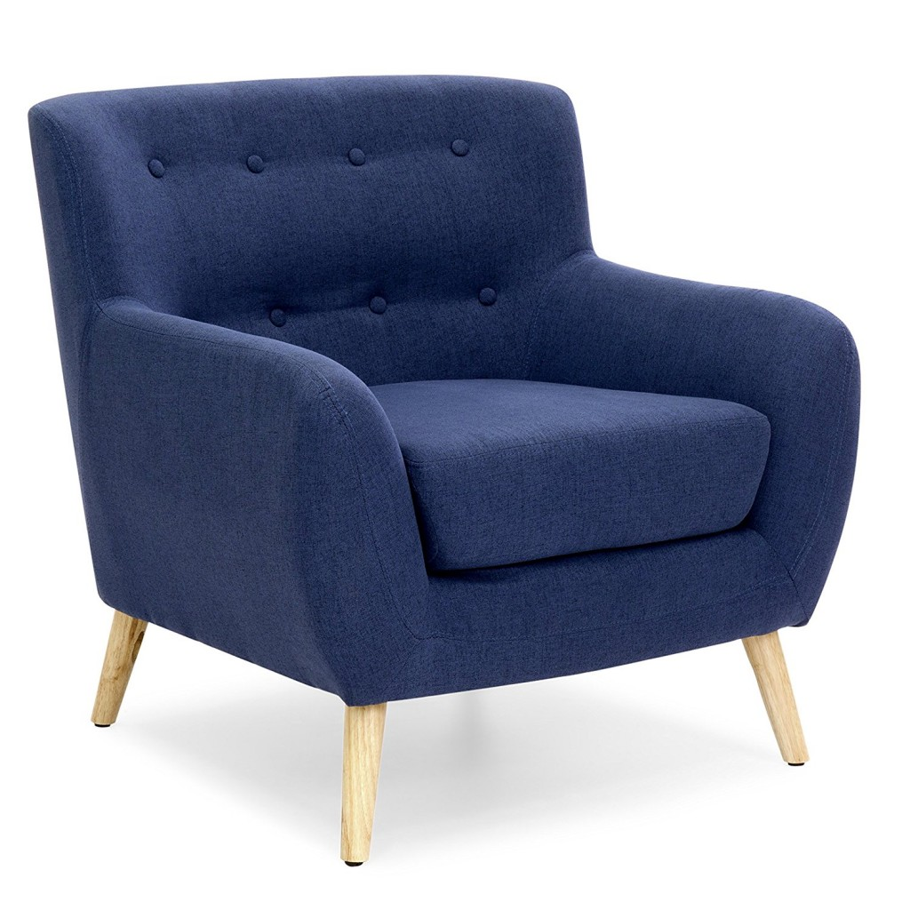 Best Choice Products Mid Century Accent Chair