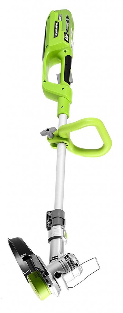 Earthwise LST04012 12 Inch 40 Volt Cordless Electric String Trimmer