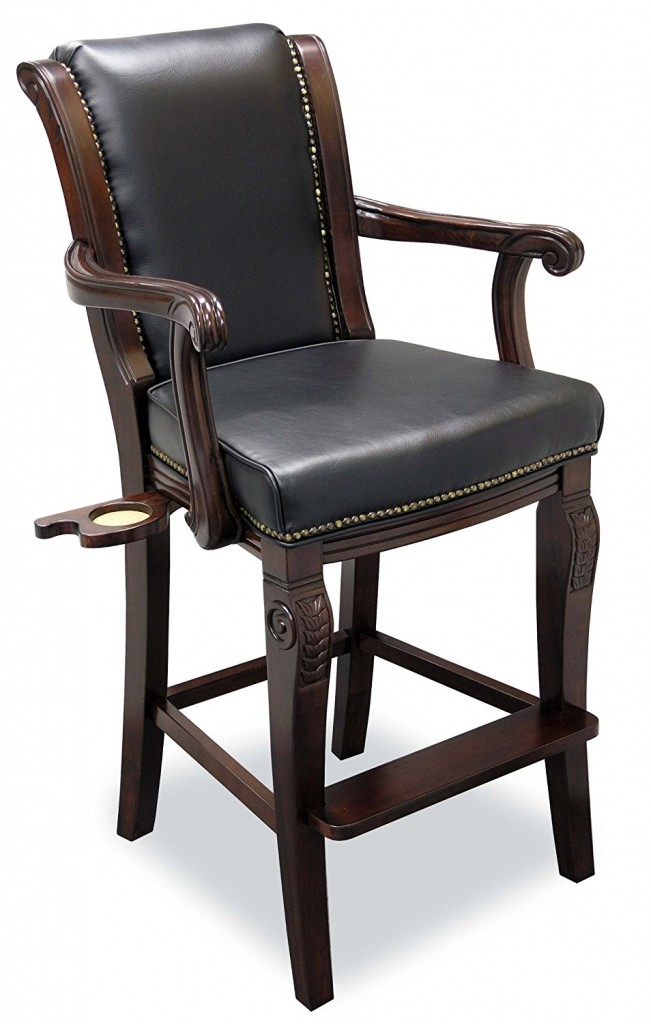 Executive Pool Table Chair (Cinnamon)
