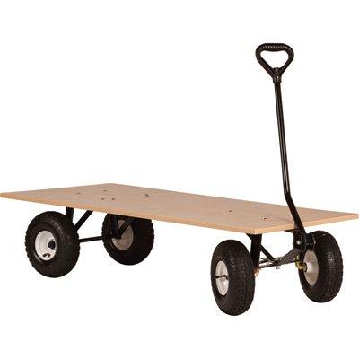 Farm Tuff Flatbed Wagon