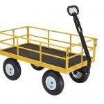 Gorilla Carts Heavy Duty Steel Utility Cart