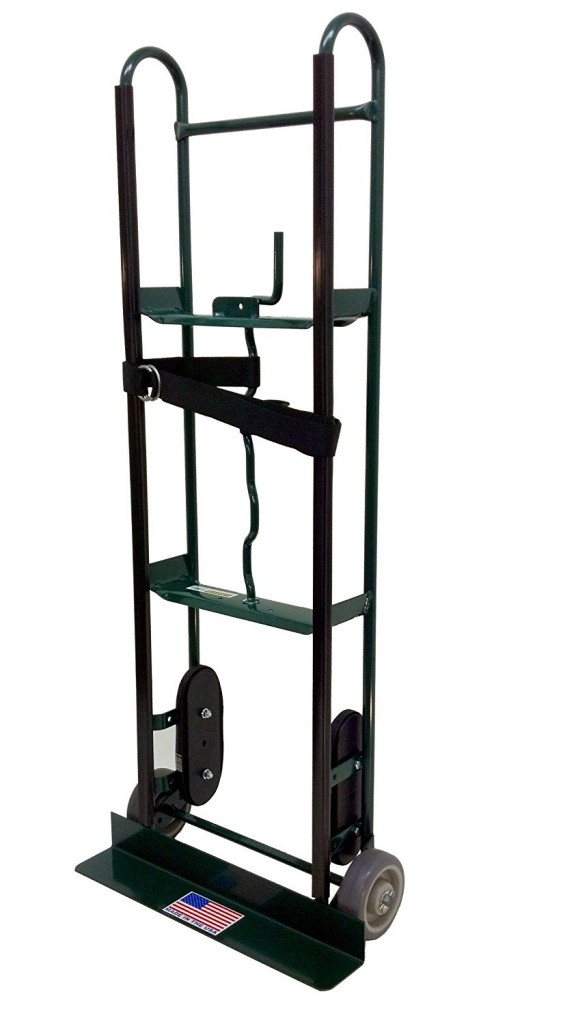 Harper Trucks 800 Lb Capacity Steel Appliance Hand Truck