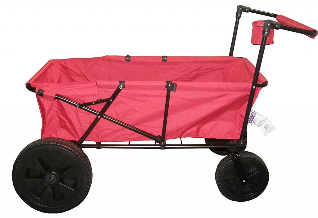 Impact Canopy Maxima Folding Wagon