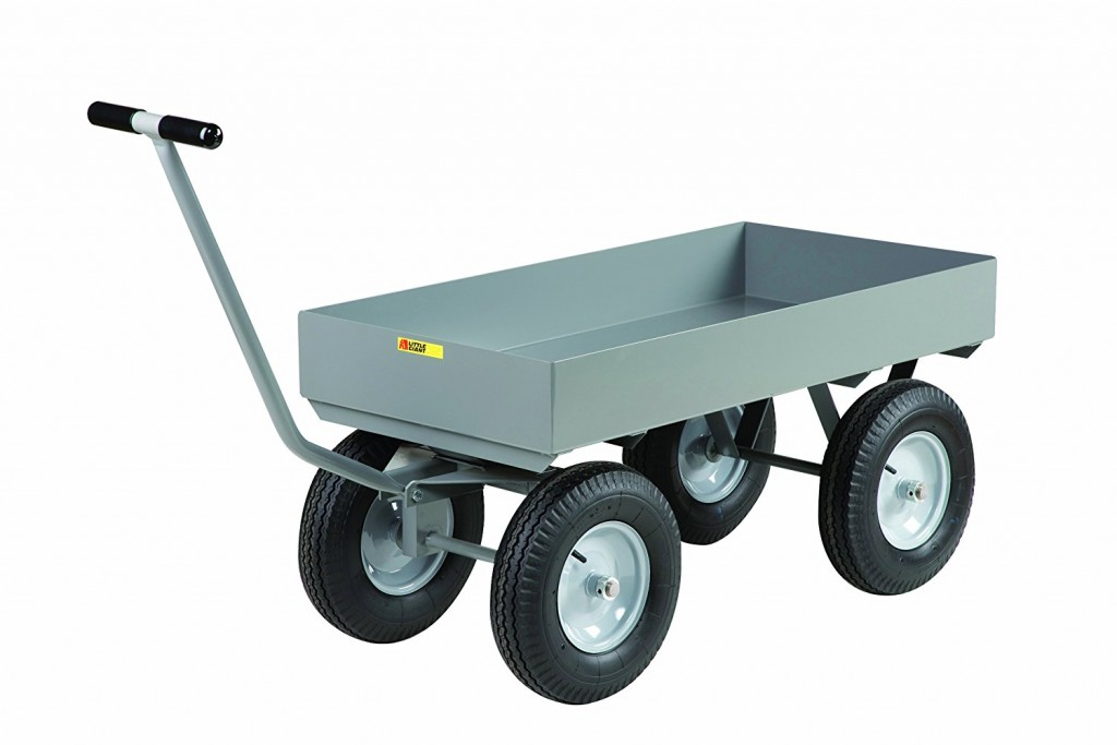 Little Giant CH 2448 X6 16P Steel Heavy Duty Wagon