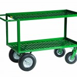 Little Giant NP2 2436 G Nursery Cart