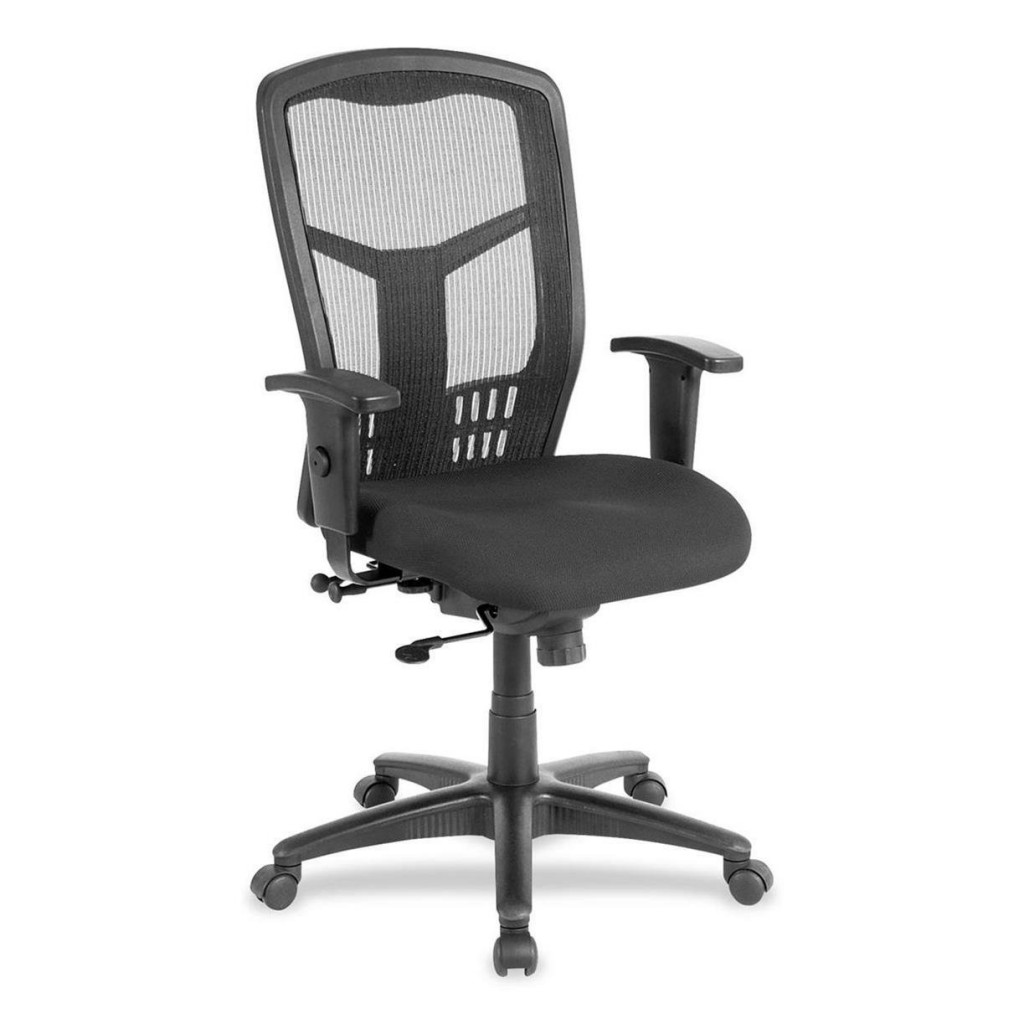 Lorell Exec High Back Swivel Chair