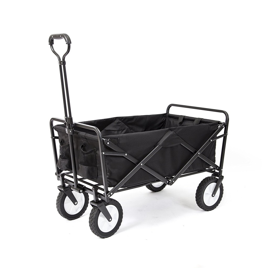 Mac Sports WTC 145 Collapsible Outdoor Folding Wagon