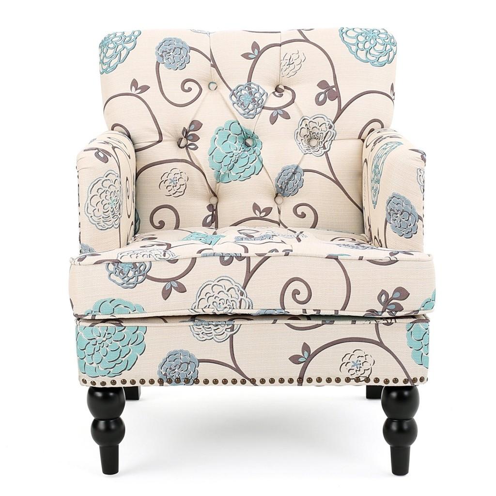 Medford Fabric Club Chair