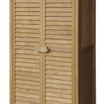 Merax Wooden Shed Wooden Lockers