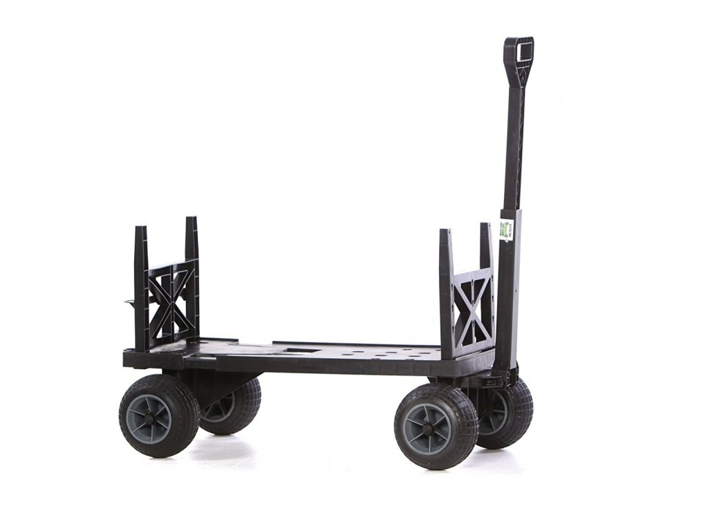 Mighty Max Cart Plus One Sports Utility Cart